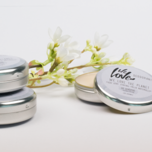 We love the planet - luomu deodorantit